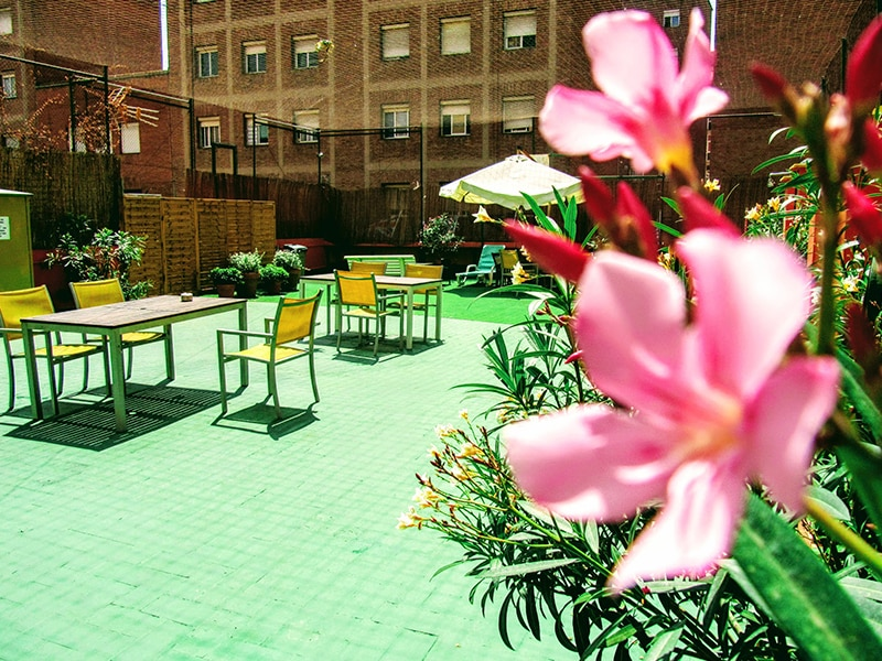 Spectacular terrace for the Summer in Barcelona