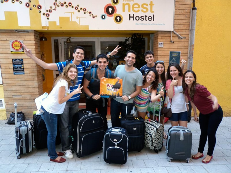 Hostel for Groups in Barcelona